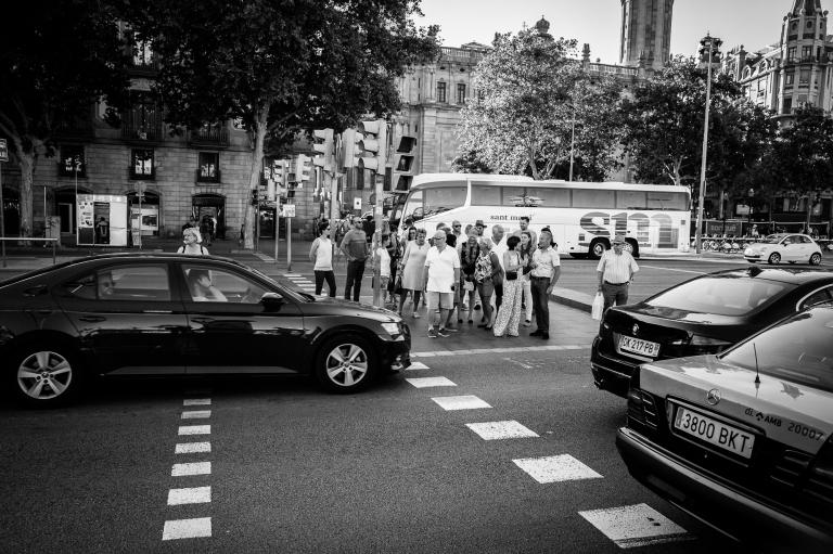 Huwelijk Barcelona